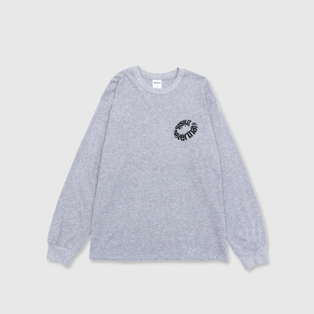 THISISNEVERTHAT LONG SLEEVE RING LOGO L/S T-SHIRT