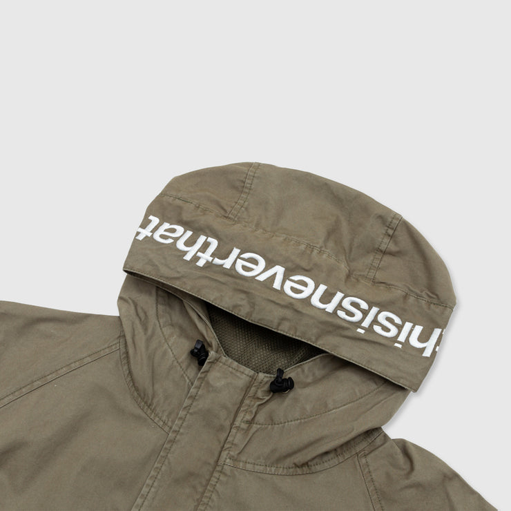 THISISNEVERTHAT SP FIELD JACKET