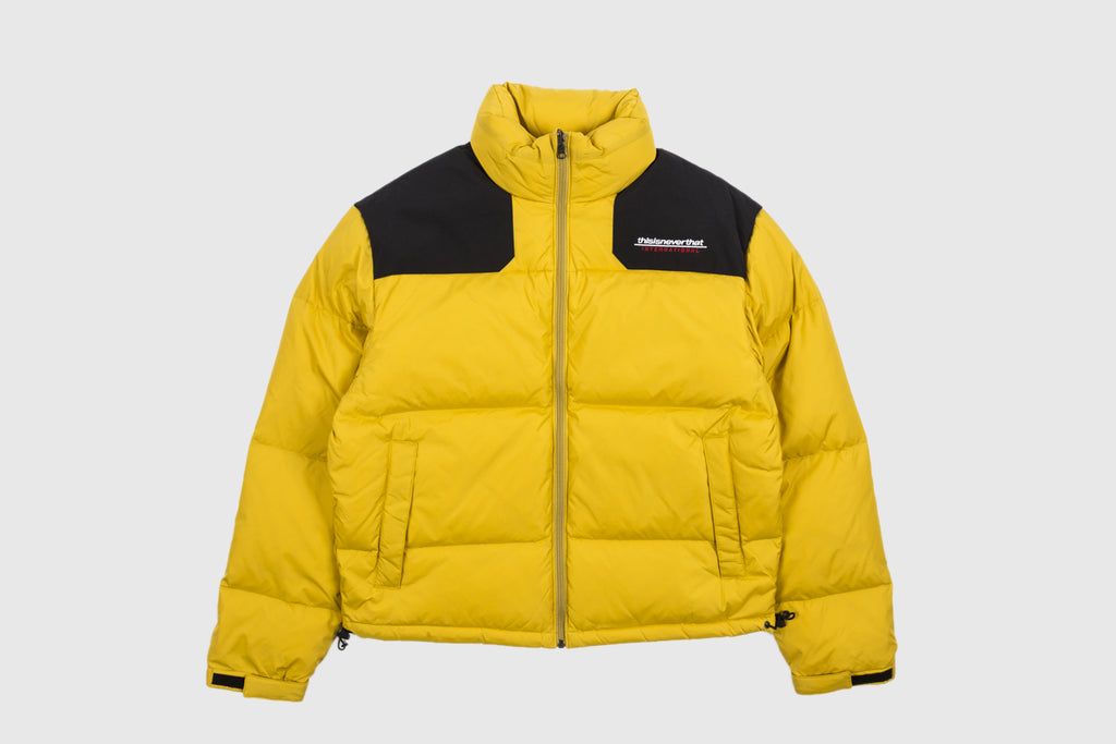 THISISNEVERTHAT SP-INTL. SPORT DOWN JACKET