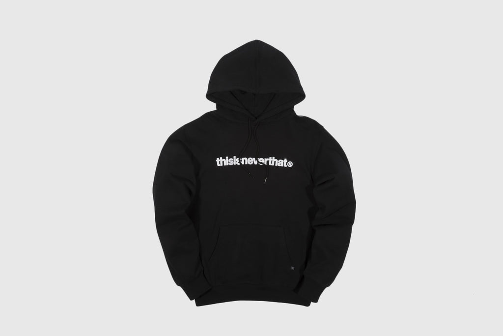THISISNEVERTHAT T-LOGO PULLOVER HOODY
