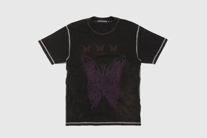 UNITED STANDARD BUTTERFLY ACID S/S T-SHIRT