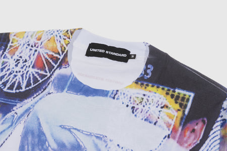 UNITED STANDARD FACE L/S T-SHIRT