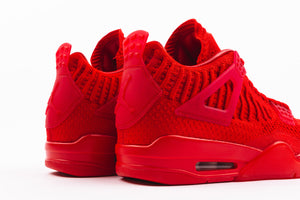 "AIR JORDAN 4 RETRO FLYKNIT ""UNIVERSITY RED"""