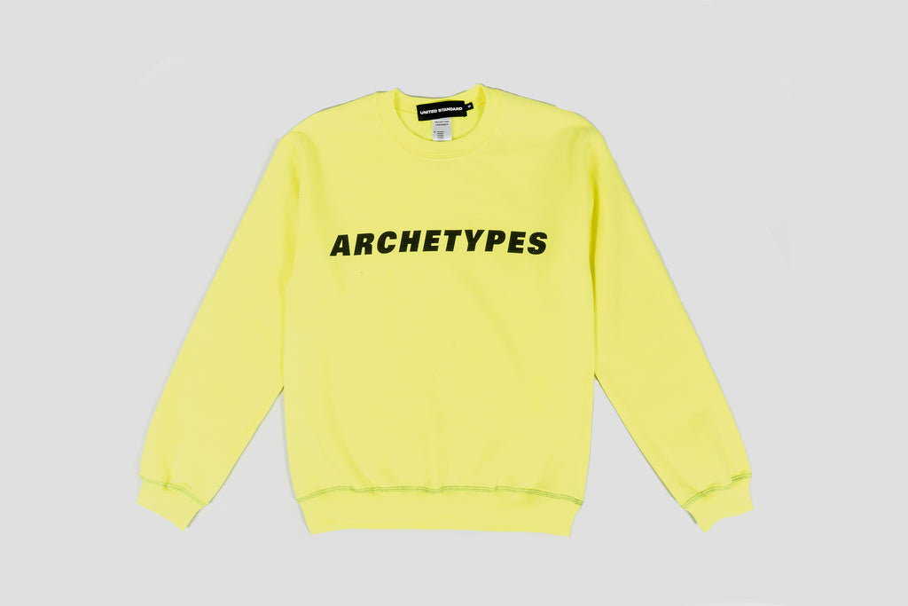 UNITED STANDARD ARCHETYPES CREWNECK