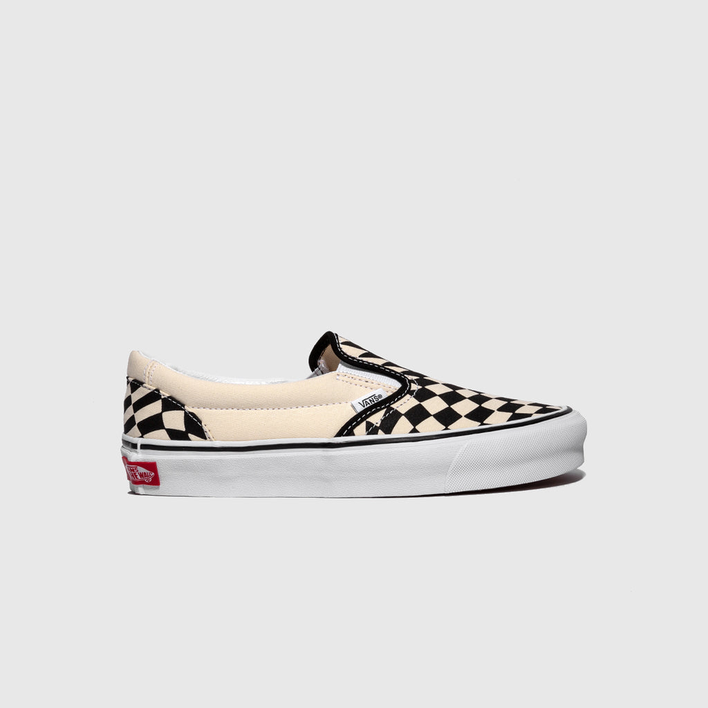 "VANS CLASSIC SLIP ON ""TWIST"""