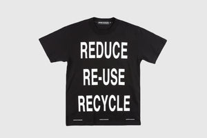 UNITED STANDARD X VIRGIL ABLOH RECYCLE S/S T-SHIRT