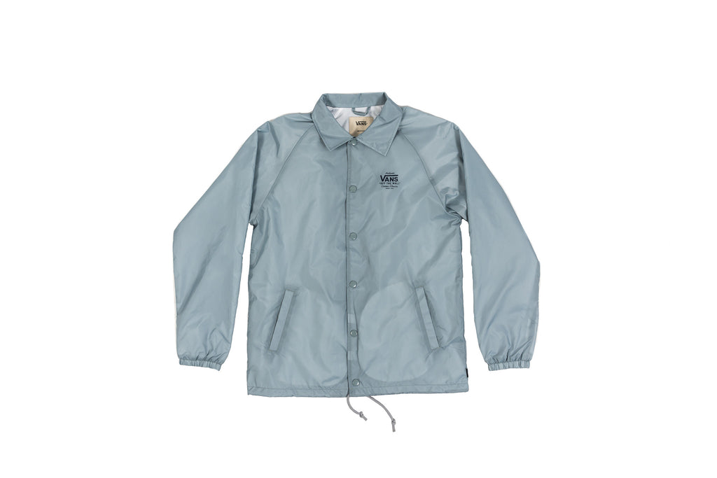 Vans Torrey Coaches Jacket Quarry Packer Shoes