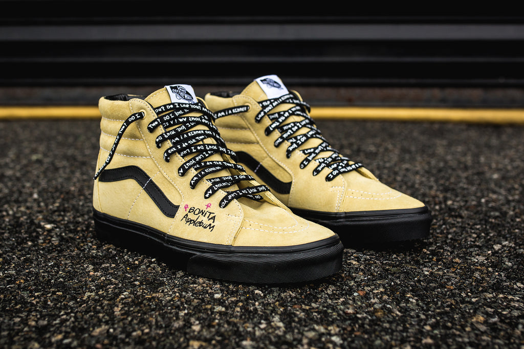 Vans Tribe Called Quest Mellow Yellow Spectra