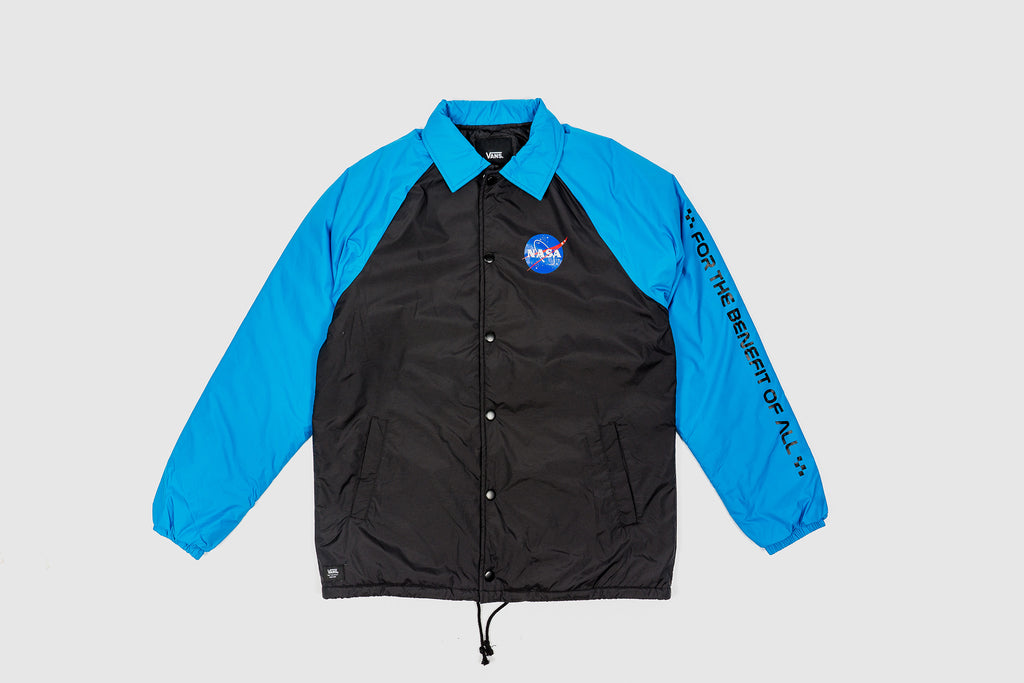 "VANS X NASA SPACE TORREY JACKET ""SPACE VOYAGER COLLECTION"""