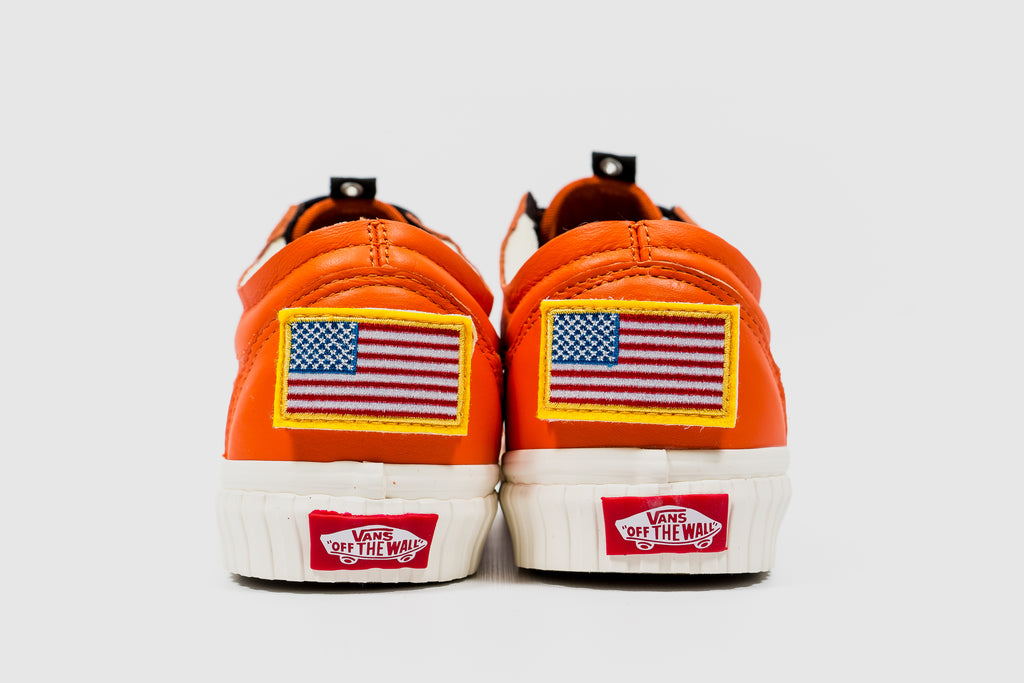 Vans Old Skool X Nasa Space Voyager Collection Packer Shoes