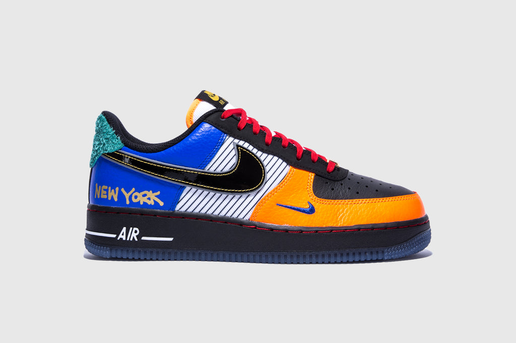 "NIKE AIR FORCE 1 '07 LV8 ""WHAT THE NYC"""