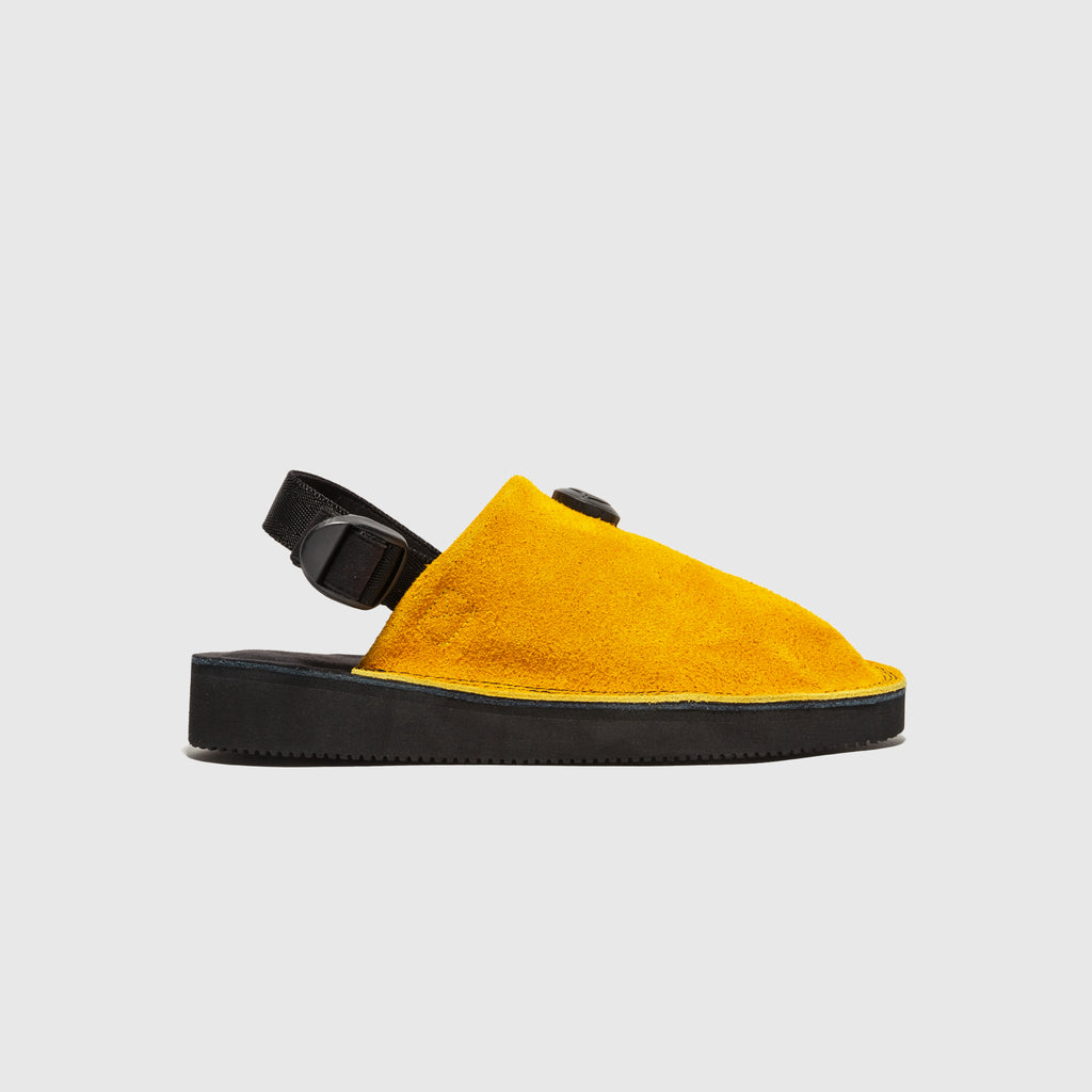 WHIM GOLF SUEDE VIBRAM ADJUSTABLE SLIPPER