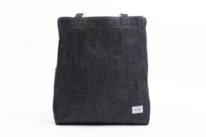 PORTER-YOSHIDA & CO X ORGABITS DENIM TOTE BAG