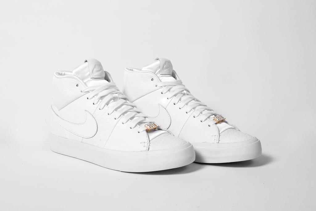 "BLAZER ROYAL QS ""TRIPLE WHITE"""