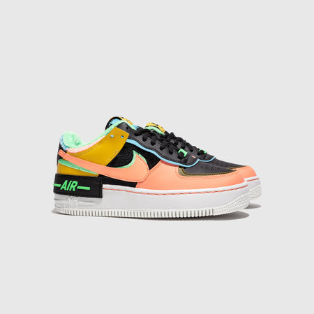 "NIKE WMNS AIR FORCE 1 SHADOW SE ""SOLAR FLARE"""