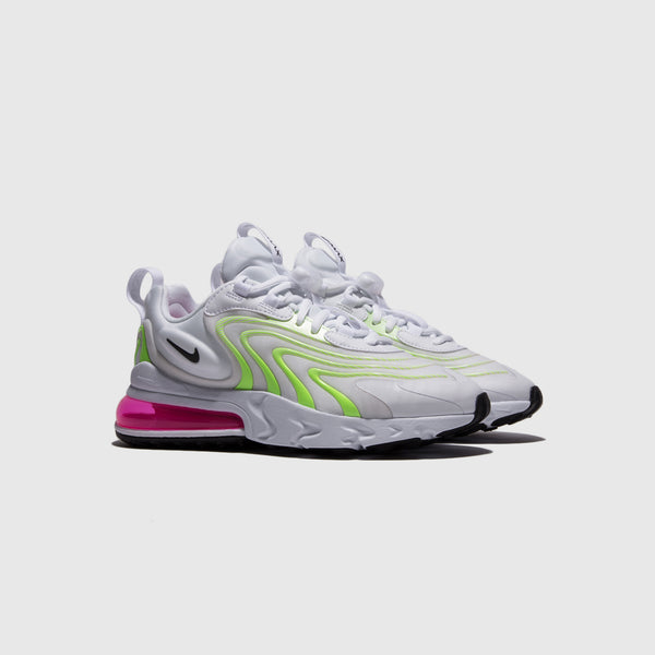 Nike Wmns Air Max 270 React Eng Ghost Green Packer Shoes