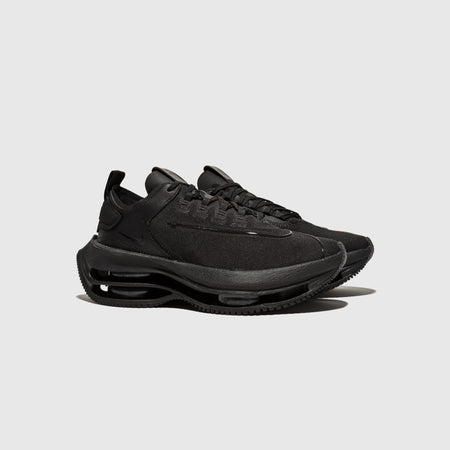 "NIKE WMNS ZOOM DOUBLE STACKED ""TRIPLE BLACK"""