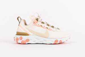 "NIKE WMNS REACT ELEMENT 55 ""PHANTOM"""