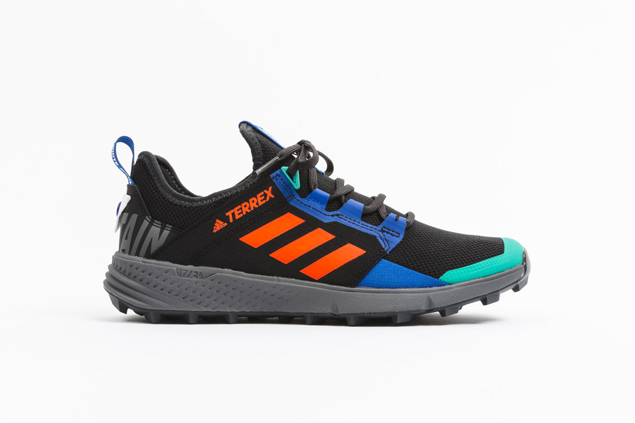 ADIDAS TERREX AGRAVIC SPEED+ X WHITE MOUNTAINEERING