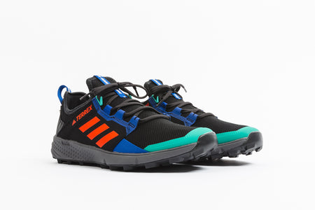 the latest b7d1c e94c2 ProductDrop ADIDAS TERREX AGRAVIC SPEED+ X WHITE MOUNTAINEERING