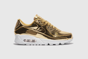 "NIKE WMNS AIR MAX 90 SP ""METALLIC GOLD"""