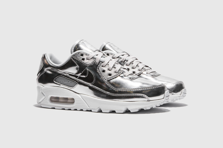 "NIKE WMNS AIR MAX 90 SP ""METALLIC SILVER"""