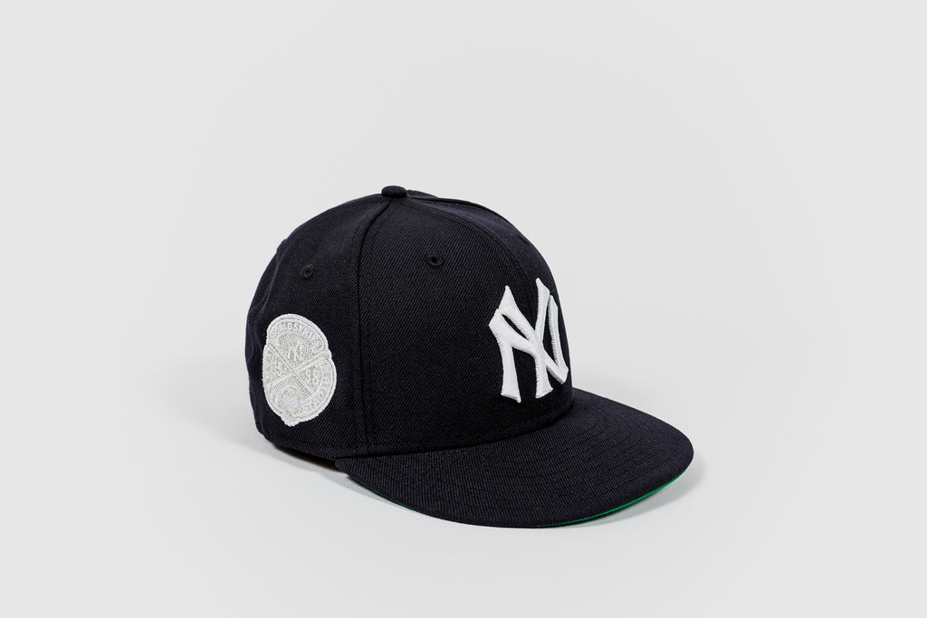 "PACKER X NEW ERA NEW YORK YANKEES 1938 WS ""PLATINUM"" 5950"
