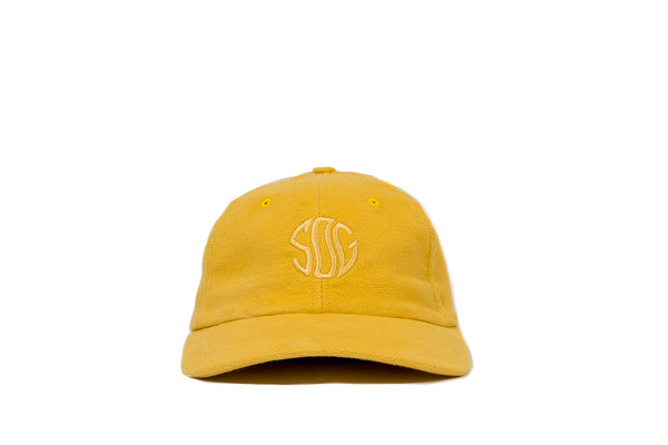 SEVEN OAK GROVE MOLESKIN BALL CAP - YELLOW