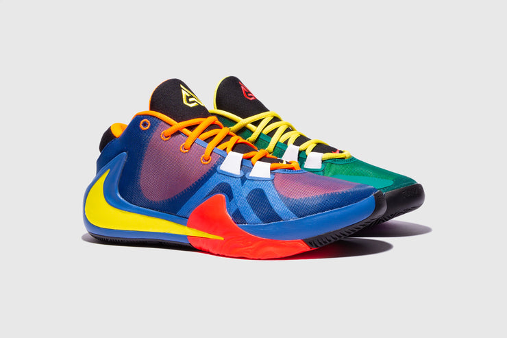 "NIKE ZOOM FREAK 1 ""MULTICOLOR"""
