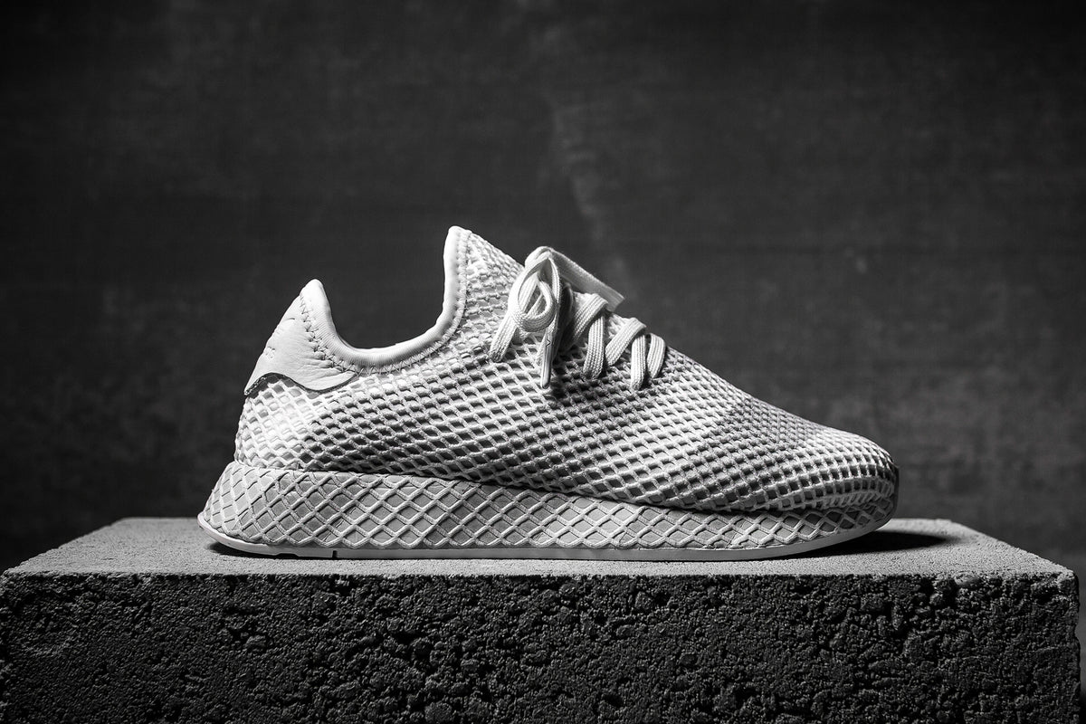 cheap for discount 3ed79 1e62d ADIDAS CONSORTIUM DEERUPT - WHITEGREY  PACKER SHOES