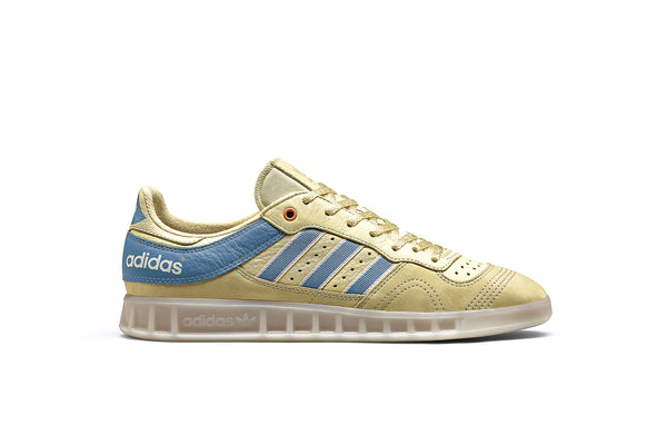 ADIDAS ORIGINALS OYSTER HOLDINGS HANDBALL TOP - YELLOW
