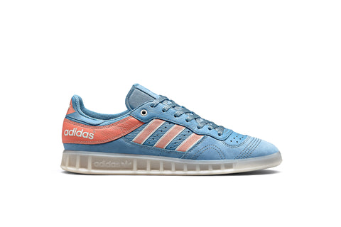 ADIDAS ORIGINALS OYSTER HOLDINGS HANDBALL TOP - BLUE