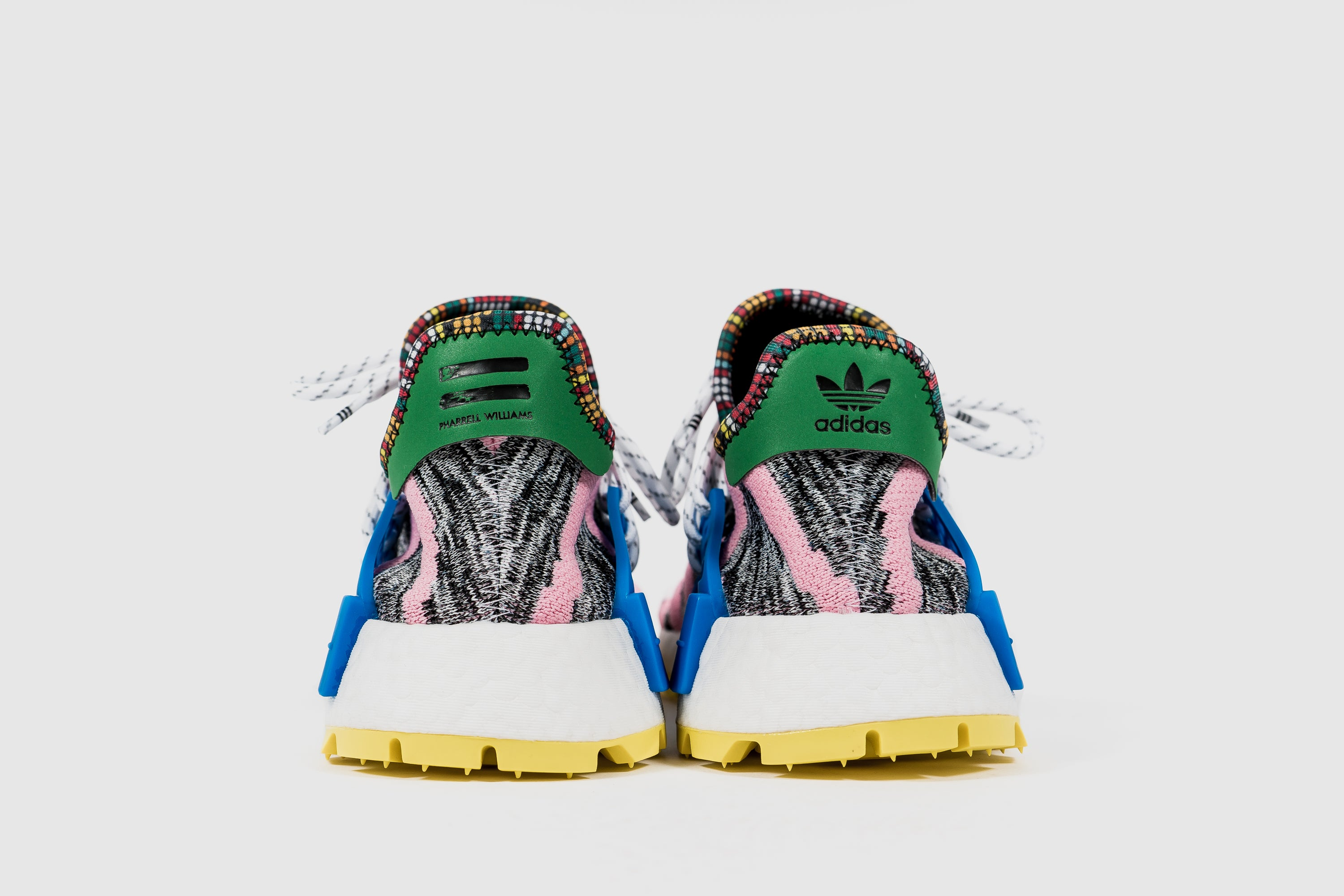 78b1dc5ce7fab PHARRELL WILLIAMS   ADIDAS ORIGINALS SOLAR HU NMD – PACKER SHOES