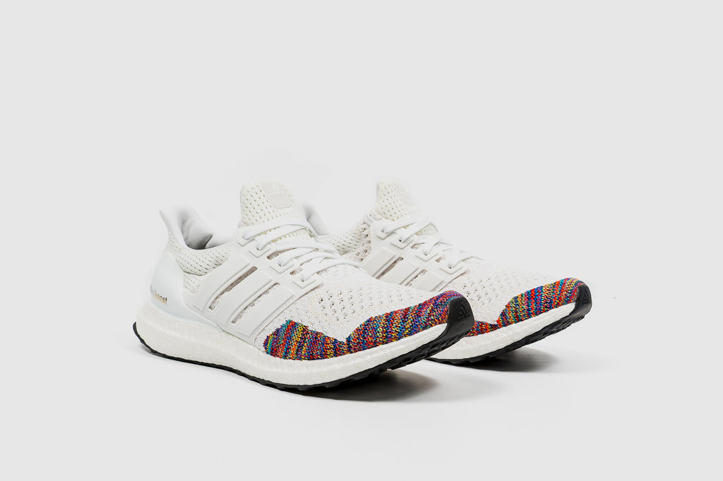 "ADIDAS RUNNING ULTRABOOST 1.0 ""WHITE/MULTI"""