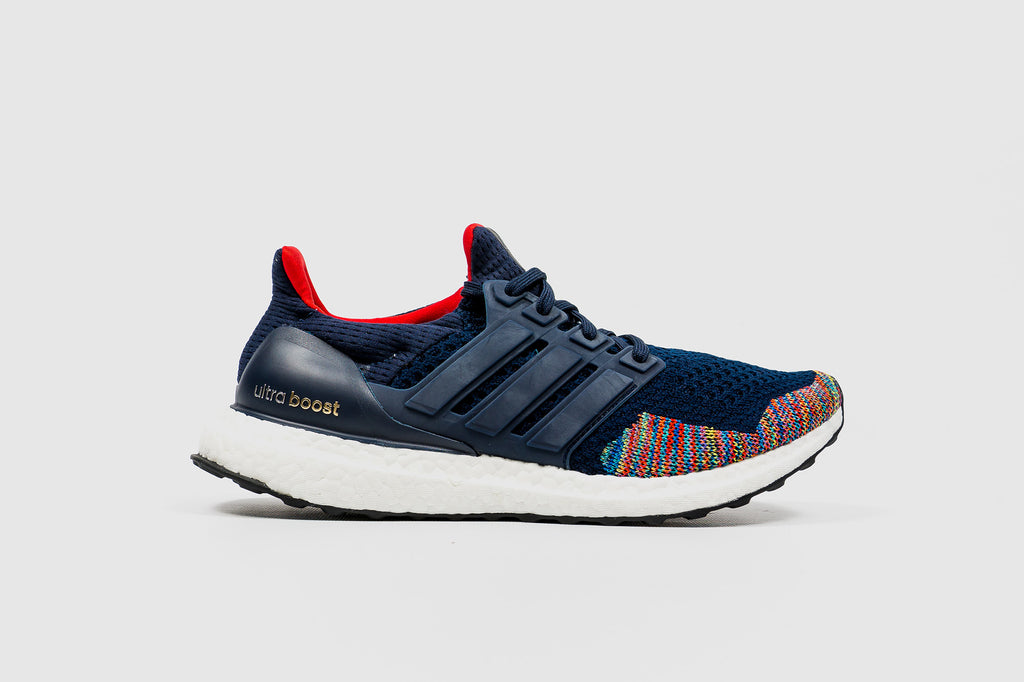 "ADIDAS RUNNING ULTRABOOST 1.0 ""NAVY/MULTI"""
