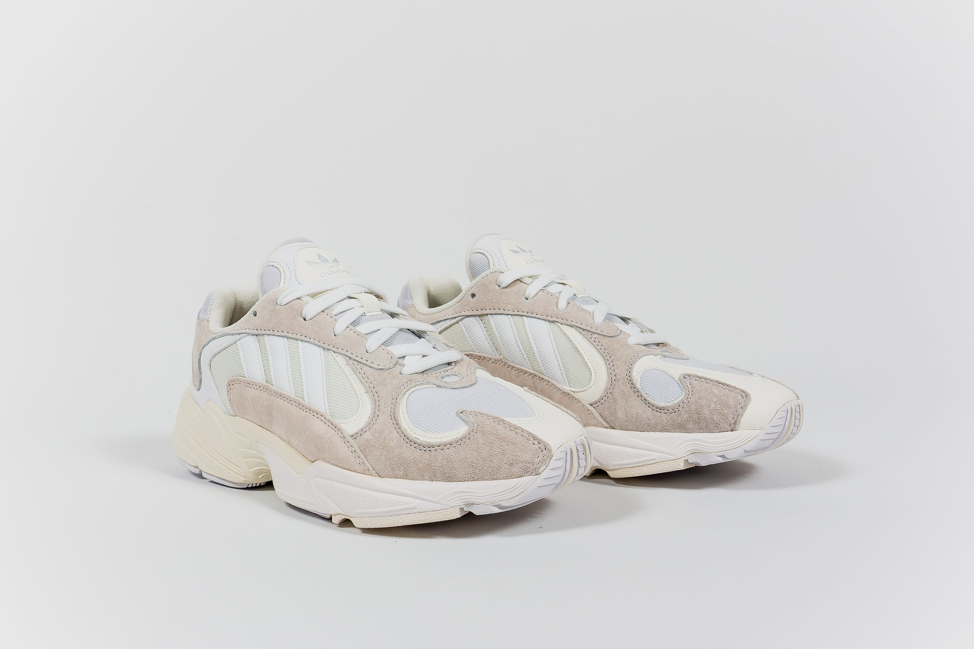 "ADIDAS YUNG-1 ""CLOUD WHITE"""