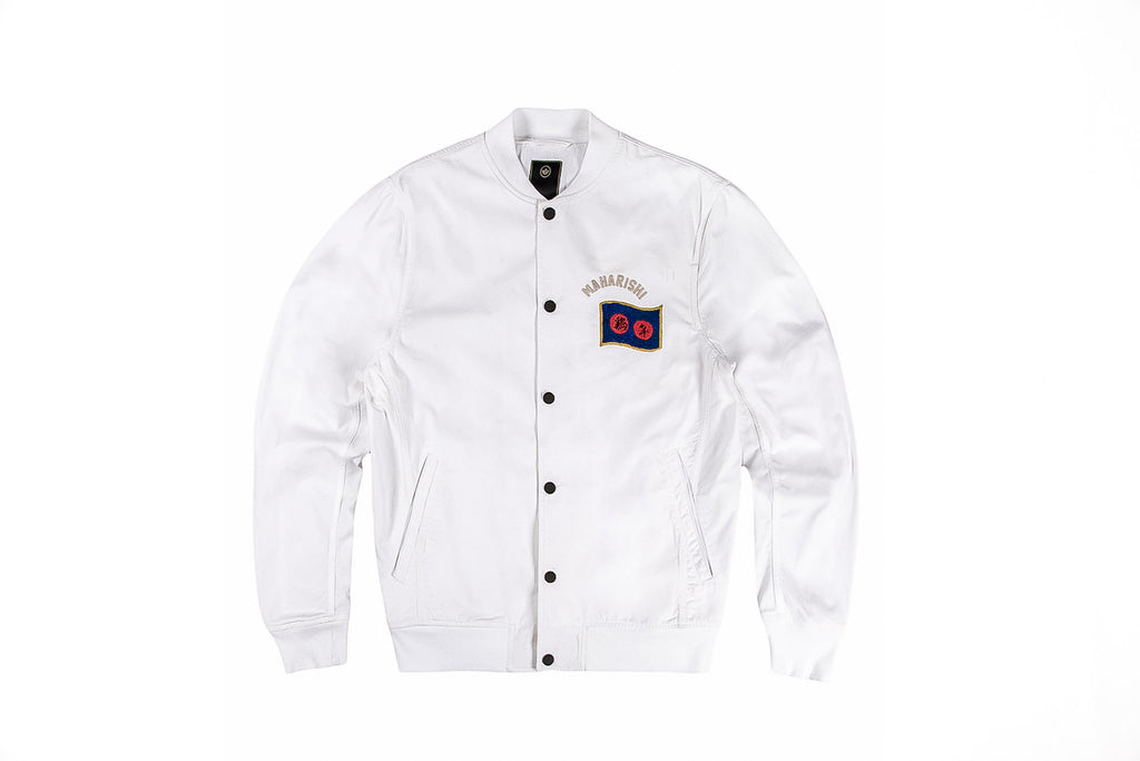 MAHARISHI YEAR OF THE ROOSTER STADIUM JACKET