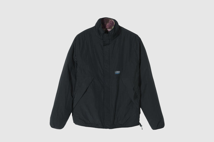 STUSSY REVERSIBLE FLEECE JACKET
