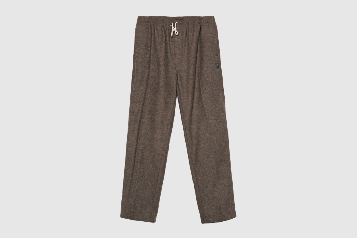 STUSSY TWEED BEACH PANT