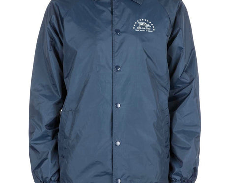 VANS TORREY COACHES JACKET - NAVY