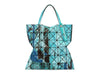Issey Miyake Bao Bao - Gravity Paint Lucent Tote (Blue Mix)
