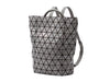 Issey Miyake Bao Bao - Pannier Bucket Backpack Bag (Gray)