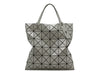 Issey Miyake Bao Bao - Lucent W Color 2-Tone Tote (Light Gray x Charcoal Gray)