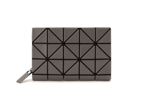 Issey Miyake Bao Bao - Book Wallet Matte Medium (Charcoal Gray)
