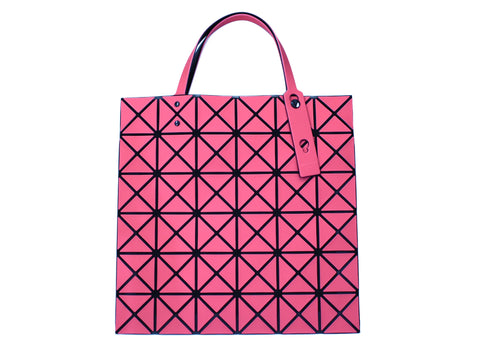 Issey Miyake Bao Bao - Lucent Frost Tote (Pink)