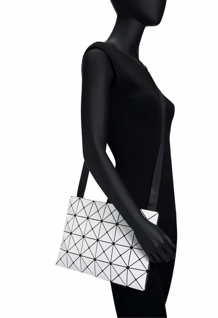 ... Issey Miyake Bao Bao - Basic Lucent Large Crossbody (White) save off  58988 4d43c ... bfc84ef79ac6b