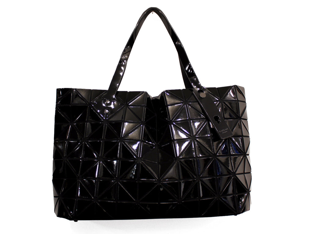Issey Miyake Bao Bao - Rock Shoulder Bag Large (Black)