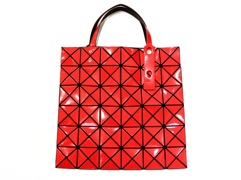 Issey Miyake Bao Bao - Lucent Tote (Red)