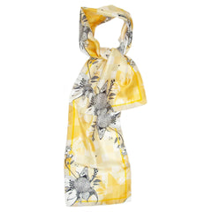 Dandy Lay-In | Long Silk Scarf