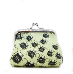 Beetle Bum | Small Coin Purse